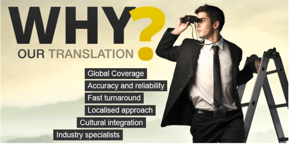 Creative translation services – what are the benefits